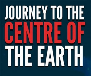 A Graphic Journey to the Center of the Earth