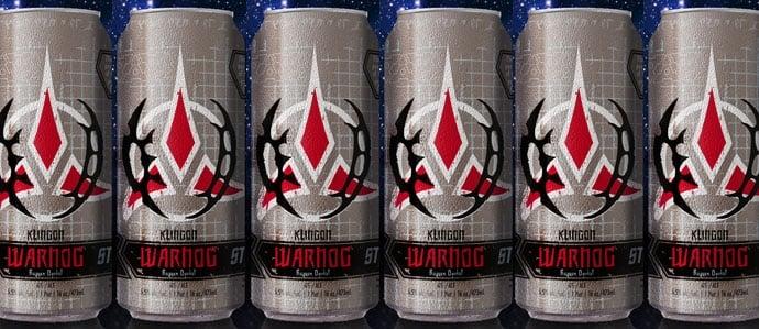 Klingon Warnog Beer Available in U.S. Next Week