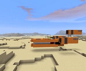 First Trailer: Star Wars Entirely Redone Minecraft