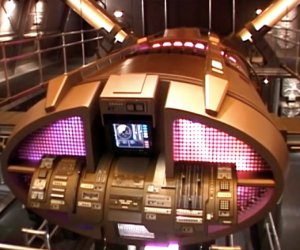 Building the NX-01 Warp Core and Engineering Room
