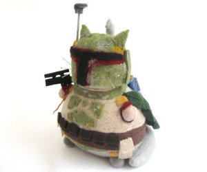 Sew Awesome: Fun Sci-Fi Kitty Pincushions