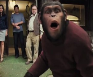 Planet of the Apes Meets Boyhood