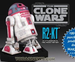 Gentle Giant R2-KT Maquette