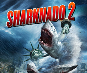 Sharknado 2: The Second One, Sharky New Trailer