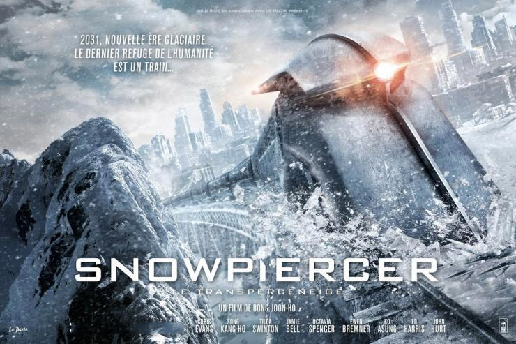 Snowpiercer Available Now on VOD
