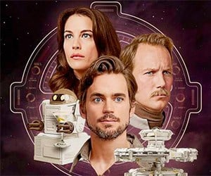 First Trailer for Groovy Film Space Station 76