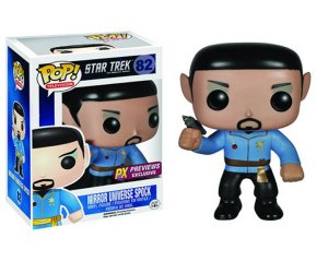 Star Trek Mirror Mirror Spock Pop! Vinyl Figure