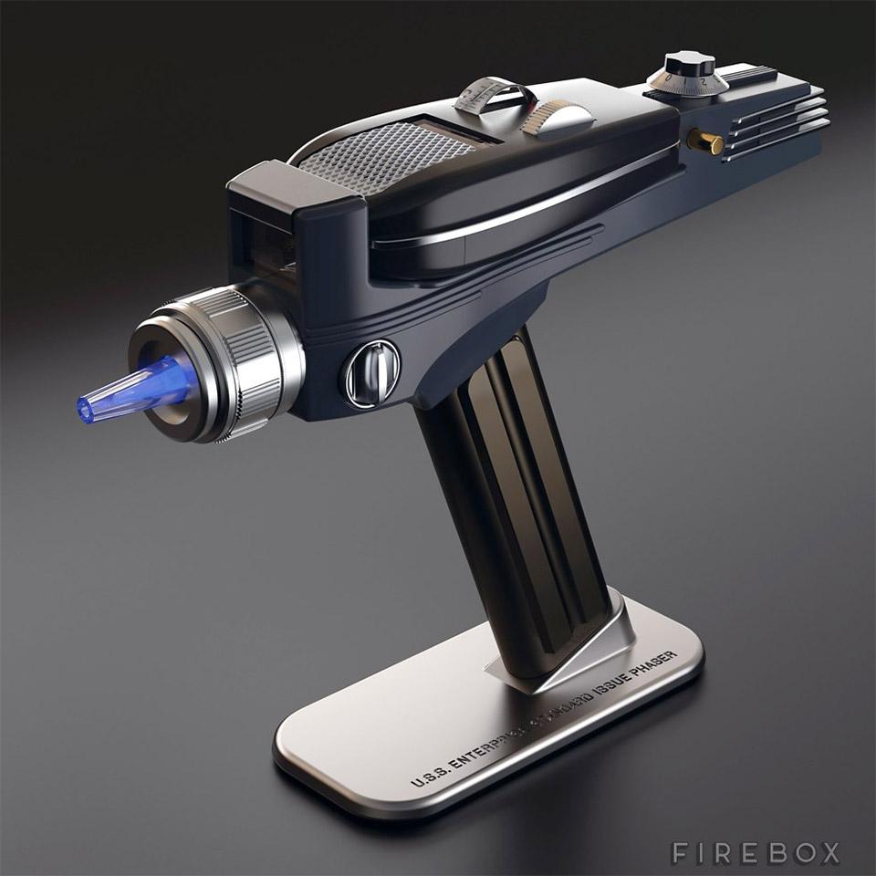 Star Trek Original Phaser Universal Remote