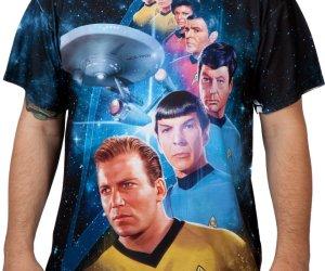 Star Trek TOS Sublimation Shirt