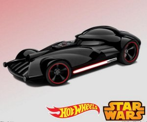 Hot Wheels Star Wars Cars Are Coming