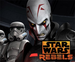 Star Wars Rebels: Great New Trailer Before SDCC