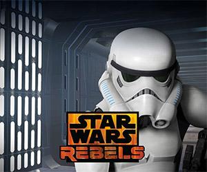 Star Wars Rebels: Two New SDCC Clips + Sneak Peek
