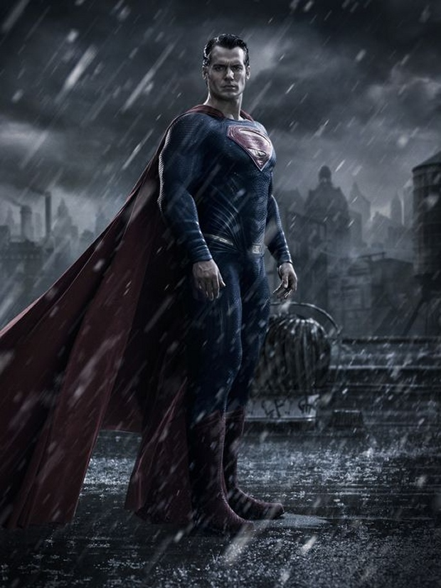 First image of Superman from Superman v Batman