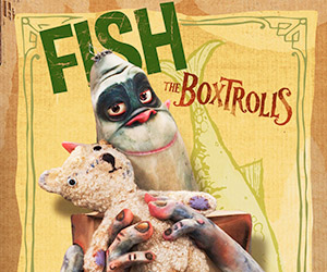 The Boxtrolls: New Character Posters