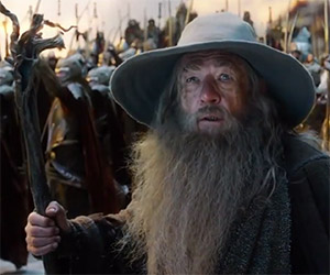 The Hobbit: The Battle of the Five Armies First Trailer