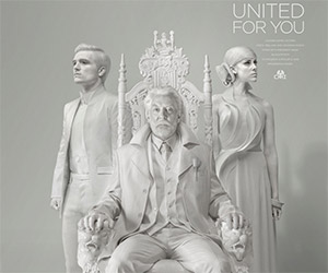 THG Mockingjay: President Snow's Address