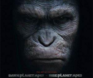 Planet of the Apes: The Art of the Films