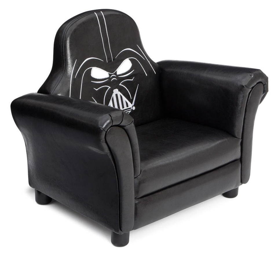 Darth Vader Chair: Sith Down, Stay Awhile