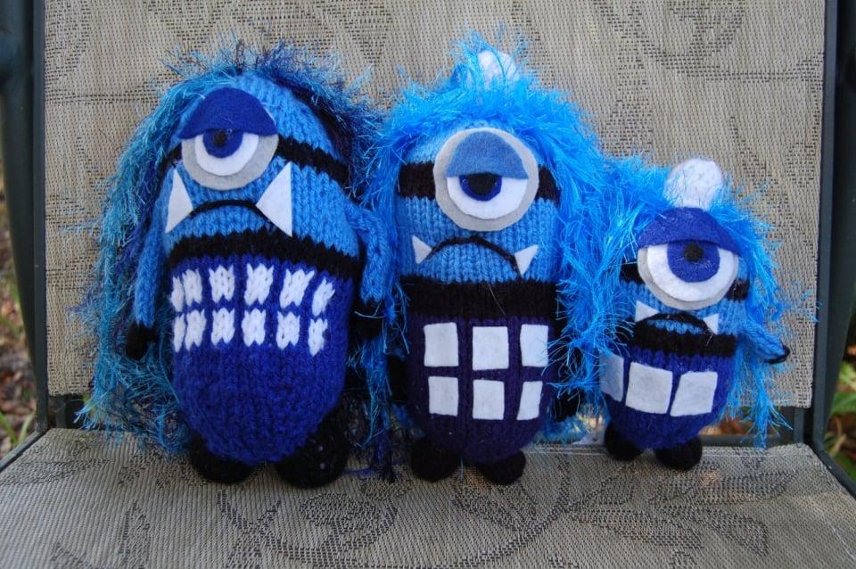 Psycho Whovian Minions May Be the Doctor's New Foe