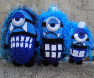 Psycho Whovian Minions May Be the Doctor's New Foe