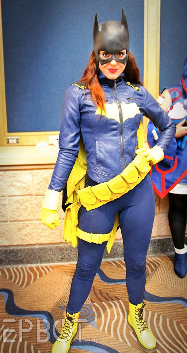 Great New Batgirl Cosplay