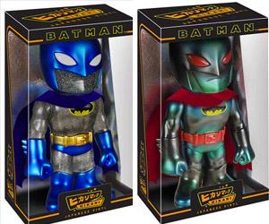 Batman Hikari Sofubi Figures