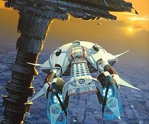 Concept Ships: An HD Spaceship Blogazine