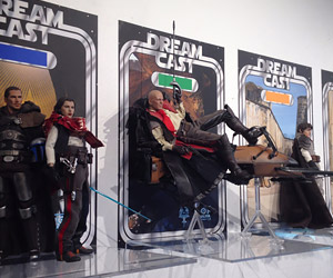 Dream Cast : A 1/6 Scale Space Opera