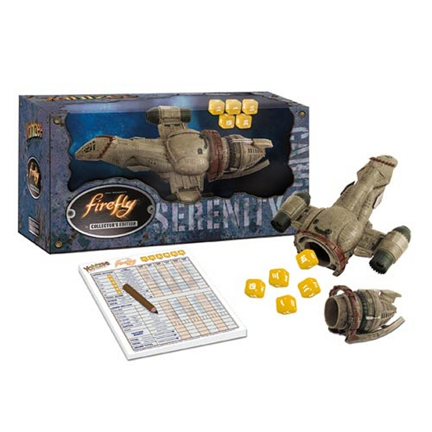 Firefly Yahtzee: You Can't Take the Dice from Me