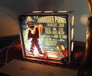 Forbidden Planet Night Light
