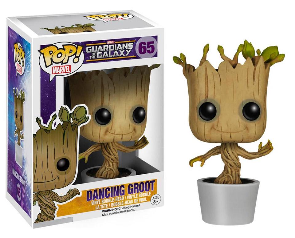 Dancing Groot POP! Vinyl Bobblehead