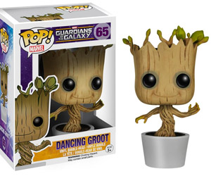 Dancing Groot POP! Vinyl Bobblehead