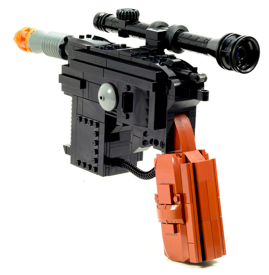 lego guns that shoot how to build