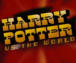 Harry Potter x Scott Pilgrim