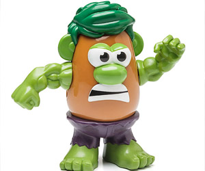 The Incredible Mr. Potato Hulk