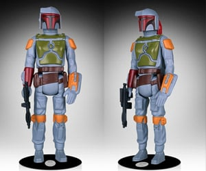 Star Wars Boba Fett Life-Size Vintage Kenner Action Figure