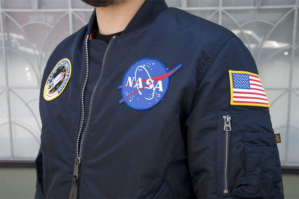 nasa 100th space shuttle mission jacket - photo #41