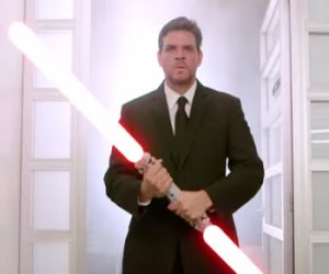Nerf Star Wars – Office Jedi