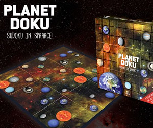 Planet Doku: Sodoku in Space Board Game