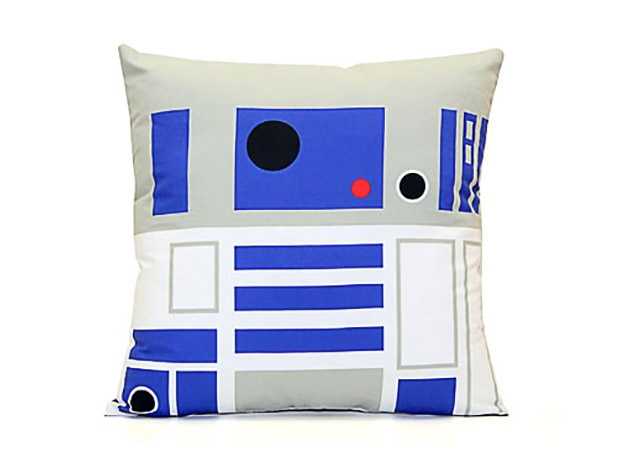 R2-D2 Cushion: The Pillow You're Looking for