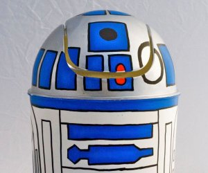 R2-D2 Mini Trashcan: You Were Already Thinking It
