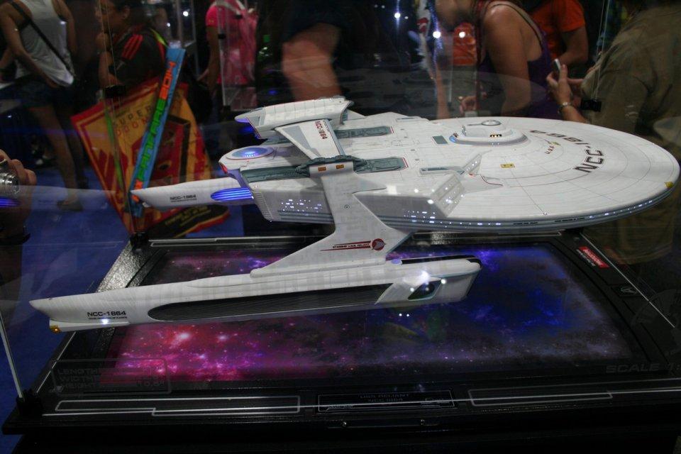 Star Trek QMx Reliant Looks Amazing