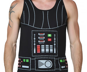Star Wars Tank Tops: Your Lack of Sleeves is Disturbing