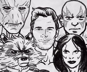 TL;DW: Guardians of the Galaxy