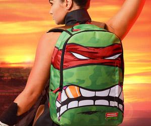 Teenage Mutant Ninja Backpacks