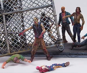 The Walking Dead Building Toy Sets