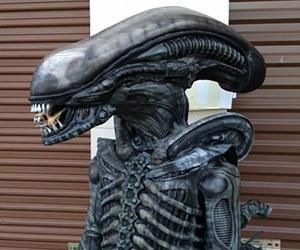 Dress as an Alien This Halloween