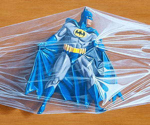 Batman Trapped!