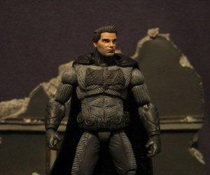 Custom Batman V. Superman Figures