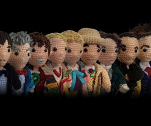 Doctor Who Amigurumi Patterns